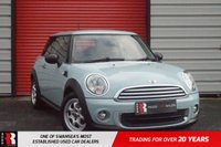 USED 2012 12 MINI HATCH ONE 1.6 ONE 3d 98 BHP Interior Light Package- 1 Hatchback
