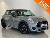 2017 MINI HATCH JOHN COOPER WORKS JOHN COOPER WORKS [228 BHP] £20397.00