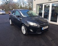 USED 2011 61 FORD FOCUS 1.6 ZETEC 125 BHP THIS VEHICLE IS AT SITE 1 - TO VIEW CALL US ON 01903 892224