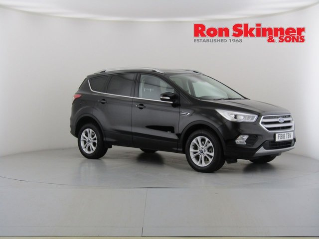 View our 2018 18 FORD KUGA 2.0 TITANIUM TDCI 5d 177 BHP with Appearance Pack + Rear View Camera