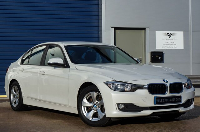 2012 62 BMW 3 SERIES 2.0 320D EFFICIENTDYNAMICS AUTO (SAT NAV)