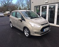 USED 2014 64 FORD B-MAX 1.0 TITANIUM ECOBOOST 125 BHP THIS VEHICLE IS AT SITE 1 - TO VIEW CALL US ON 01903 892224