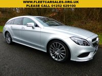 USED 2015 Y MERCEDES-BENZ CLS CLASS 3.0 CLS350 BLUETEC AMG LINE PREMIUM PLUS 5d 255 BHP All retail cars sold include -3 months warranty, HPI Certificate, 12 months AA breakdown cover, pre-delivery workshop inspection and a minimum 6 months Mot.