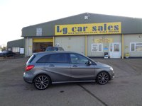 2014 MERCEDES-BENZ B CLASS 1.5 B180 CDI BLUEEFFICIENCY SPORT 5d AUTO 107 BHP £10695.00