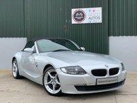 USED 2008 BMW Z4 2.5 Z4 SPORT ROADSTER 2d 175 BHP