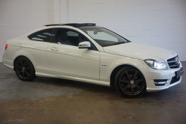 2012 03 MERCEDES-BENZ C-CLASS 1.8 C180 BLUEEFFICIENCY SOLD TO SHAUNA FROM LONDON