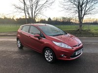 USED 2010 10 FORD FIESTA 1.4 ZETEC TDCI 5d 68 BHP 1 Private Owner from New