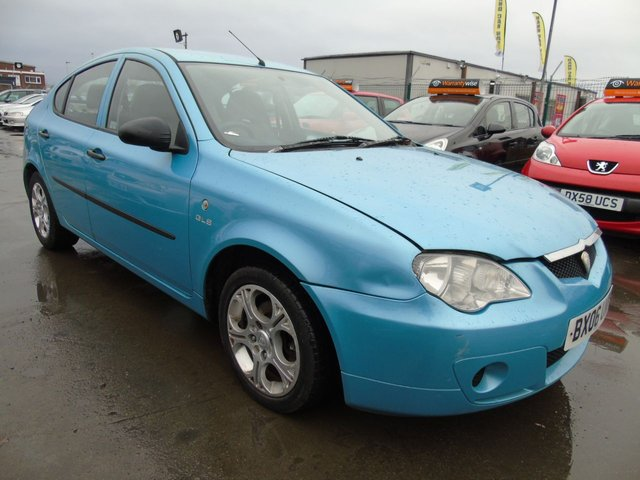 USED 2006 06 PROTON GEN-2 1.3 GLS DRIVES WELL PX TO CLEAR