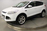 USED 2013 13 FORD KUGA 2.0 TITANIUM X TDCI 5d 160 BHP