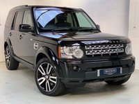 USED 2013 62 LAND ROVER DISCOVERY 3.0 4 SDV6 HSE 5d AUTO 255 BHP 7 SEATS FULLY LOADED WITH FULL HISTORY AND 2 KEYS, LEATHER SAT NAV, CRUISE, HEATED SEATS FRONT AND REAR