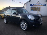 2013 MINI COUNTRYMAN 1.6 COOPER D 5d 112 BHP £8695.00