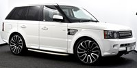 USED 2012 62 LAND ROVER RANGE ROVER SPORT 3.0 SD V6 HSE 4X4 5dr Auto [8] Full Land Rover Service Record