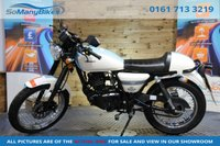 2016 SINNIS Cafe XF 125 GY-2D  £1495.00