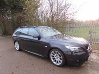 USED 2009 09 BMW 5 SERIES 2.0 520D M SPORT TOURING 5d 175 BHP