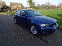 USED 2010 10 BMW 1 SERIES 2.0 118D M SPORT 5d AUTO 141 BHP