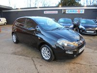 2011 FIAT PUNTO EVO 1.2 MYLIFE 5d 68 BHP £3490.00