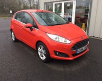 USED 2014 64 FORD FIESTA 1.5 TDCI ZETEC (75PS) THIS VEHICLE IS AT SITE 1 - TO VIEW CALL US ON 01903 892224