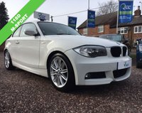 USED 2013 13 BMW 1 SERIES 2.0 118D M SPORT 2d 141 BHP