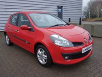 USED 2007 57 RENAULT CLIO 1.4 DYNAMIQUE 16V 5d 98 BHP
