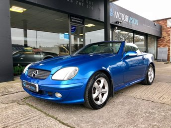 View our MERCEDES-BENZ SLK 320