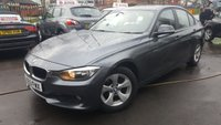 2013 BMW 3 SERIES 2.0 320D EFFICIENTDYNAMICS 4d 161BHP £7290.00