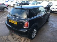 USED 2009 59 MINI HATCH ONE 1.4 ONE 3d AUTO 94 BHP