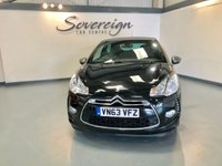 USED 2014 63 CITROEN DS3 1.6 E-HDI DSTYLE PLUS 3d 90 BHP