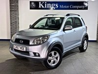 USED 2007 57 DAIHATSU TERIOS 1.5 SX 5d 104 BHP Facelift Model, Parking Sensors, Lovely Example !! Great Value