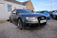 USED 2014 64 AUDI RS4 AVANT Quattro 4.2 V8 TFSI S Tronic 5dr ( 450 bhp ) One Previous Owner Just 24,000 Miles Since New Just Been Serviced By Audi Over £9,000 Extras Highly Desirable Spec RS4 Bucket Seats Sports Package Daytona Grey