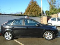 USED 2009 09 FORD FOCUS 1.6 ZETEC 5d 100 BHP GUARANTEED TO BEAT ANY 'WE BUY ANY CAR' VALUATION ON YOUR PART EXCHANGE