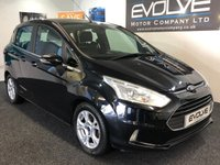USED 2013 63 FORD B-MAX 1.0 ZETEC 5d 125 BHP FULL SERVICE HISTORY!!