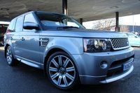 2012 LAND ROVER RANGE ROVER SPORT 3.0 SDV6 AUTOBIOGRAPHY SPORT 5d AUTO 255 BHP £18990.00