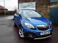 USED 2015 65 VAUXHALL MOKKA 1.6 TECH LINE CDTI ECOFLEX S/S 5d 134 BHP One Owner Full Vauxhall Service History