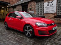 2013 VOLKSWAGEN GOLF 2.0 GTI 3d 218 BHP £13995.00