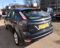 USED 2011 60 FORD FOCUS 1.6 SPORT 5d 99 BHP