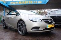 2014 VAUXHALL CASCADA 1.4 SE S/S 2dr 140 BHP £SOLD