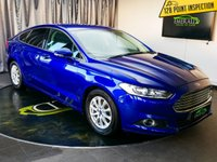 """USED 2015 15 FORD MONDEO 2.0 ZETEC ECONETIC TDCI 5d 148 BHP £0 DEPOSIT FINANCE AVAILABLE, AIR CONDITIONING, AUX INPUT, BLUETOOTH CONNECTIVITY, CLIMATE CONTROL, CRUISE CONTROL, DAB RADIO, ELECTRONIC PARKING BRAKE, FORD SYNC 2 WITH 8"""" TOUCH SCREEN, HILL START ASSIST, SATELLITE NAVIGATION, START/STOP SYSTEM, STEERING WHEEL CONTROLS, TRIP COMPUTER, USB CONNECTION"""
