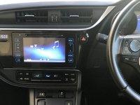 USED 2016 66 TOYOTA AURIS 1.8 VVT-i HSD Icon CVT 5dr TOYOTA WARRANTY TILL SEPT 2021