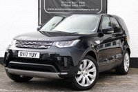 USED 2017 17 LAND ROVER DISCOVERY 3.0 TD6 HSE LUXURY 5d AUTO 255 BHP