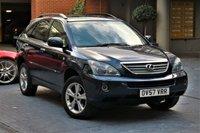 2007 LEXUS RX 3.3 400H SE CVT 5d AUTO 208 BHP £6820.00