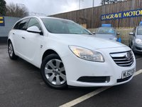 USED 2012 62 VAUXHALL INSIGNIA 2.0 SE NAV CDTI 5d AUTO 157 BHP AUTOMATIC + ONLY TWO PREVIOUS OWNERS FROM NEW