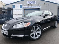 USED 2008 JAGUAR XF 2.7 LUXURY V6 4d AUTO 204 BHP