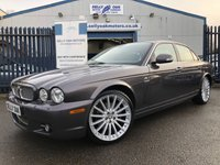 USED 2007 57 JAGUAR XJ 2.7 SOVEREIGN V6 4d AUTO 204 BHP
