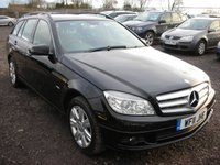USED 2011 11 MERCEDES-BENZ C CLASS 2.1 C220 CDI BLUEEFFICIENCY EXECUTIVE SE 5d AUTO 170 BHP 1 Owner from new - Sat nav