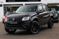 2018 VOLKSWAGEN AMAROK HIGHLINE 3.0 TDI V6 8 SPEED AUTOMATIC 4MOTION PICKUP £34990.00