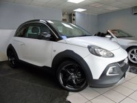 USED 2016 65 VAUXHALL ADAM 1.4 ROCKS 3d 85 BHP