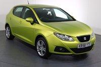 USED 2009 58 SEAT IBIZA 1.6 SPORT 5d 103 BHP