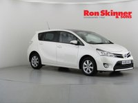 USED 2015 65 TOYOTA VERSO 1.6 D-4D ICON 5d 110 BHP