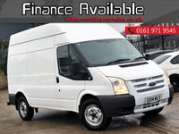 2014 FORD TRANSIT 2.2 350 HIGH ROOF 1d 99 BHP £7977.00