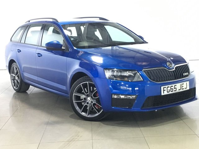 View our 2015 65 SKODA OCTAVIA 2.0 VRS TDI 5d 181 BHP